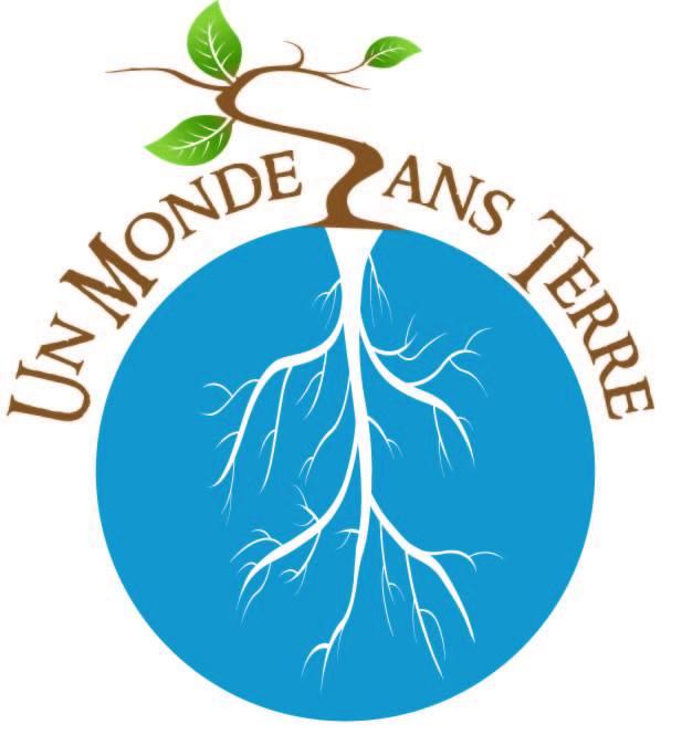 Logo un Monde sans Terre