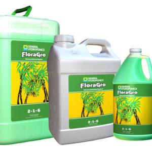 general hydroponics flora grow