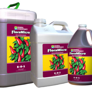 general hydroponics flora micro